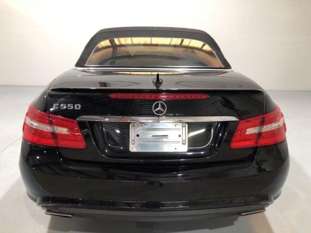 used 2011 Mercedes-Benz E-Class