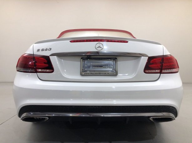 used 2014 Mercedes-Benz E-Class