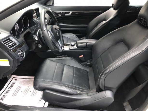 used 2014 Mercedes-Benz E-Class for sale Houston TX