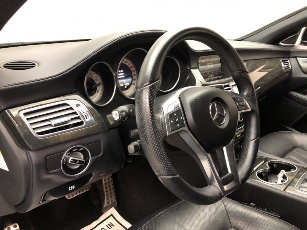 2014 Mercedes-Benz CLS for sale Houston TX