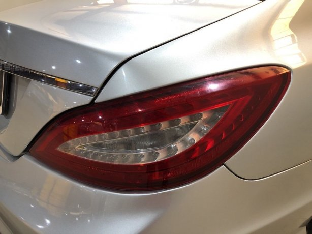 used 2014 Mercedes-Benz CLS