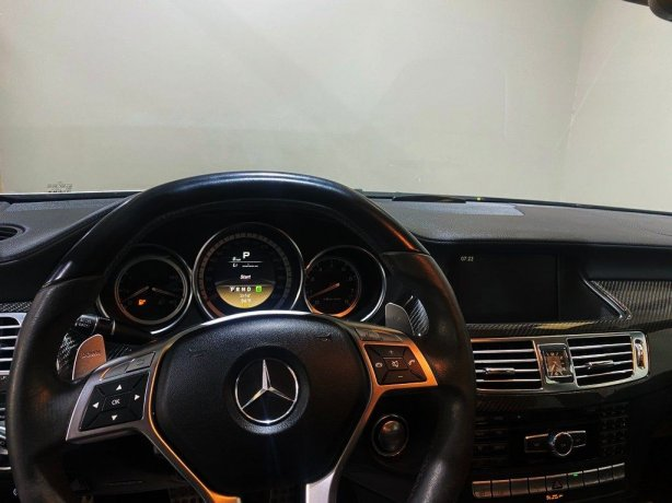 used 2012 Mercedes-Benz CLS for sale Houston TX