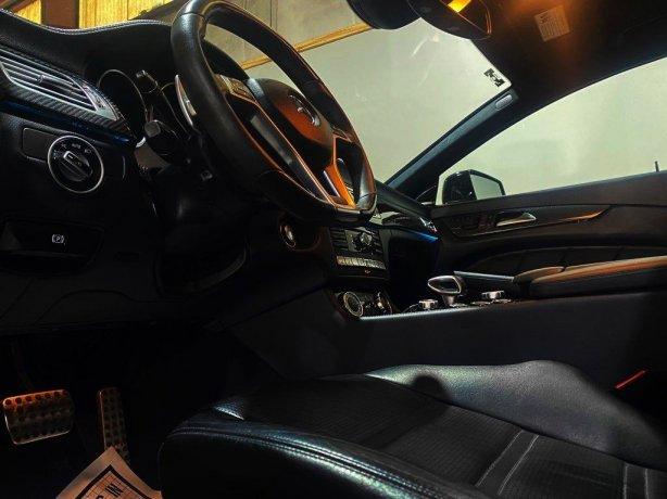 2012 Mercedes-Benz CLS for sale Houston TX