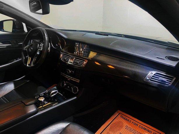 cheap Mercedes-Benz CLS for sale Houston TX