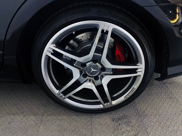 cheap used 2012 Mercedes-Benz CLS for sale
