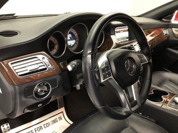 2014 Mercedes-Benz CLS for sale Houston TX