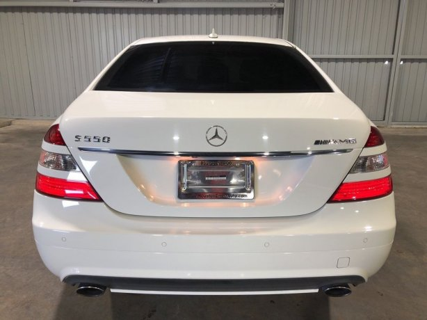used 2009 Mercedes-Benz S-Class