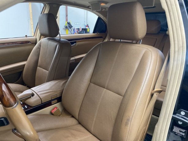 used 2008 Mercedes-Benz S-Class for sale Houston TX