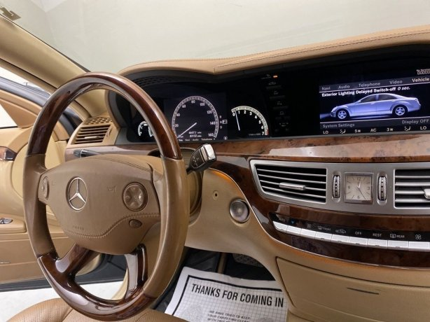 used Mercedes-Benz S-Class for sale Houston TX