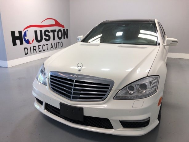 Used 2013 Mercedes-Benz S-Class for sale in Houston TX.  We Finance!