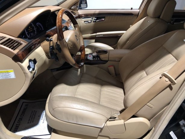 used 2012 Mercedes-Benz S-Class for sale Houston TX