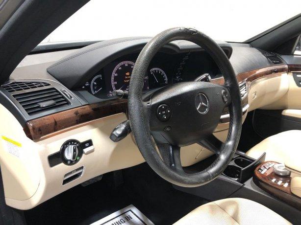 2007 Mercedes-Benz S-Class for sale Houston TX