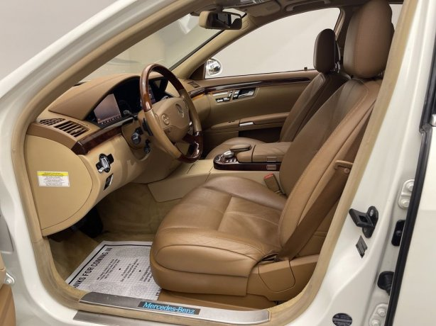 used 2009 Mercedes-Benz S-Class for sale Houston TX