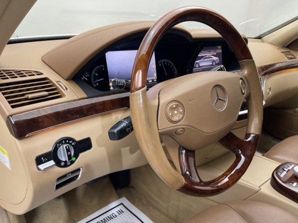 2009 Mercedes-Benz S-Class for sale Houston TX