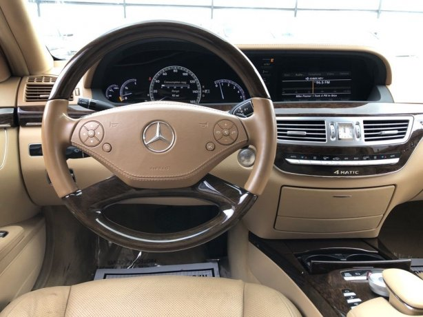 2012 Mercedes-Benz S-Class for sale Houston TX