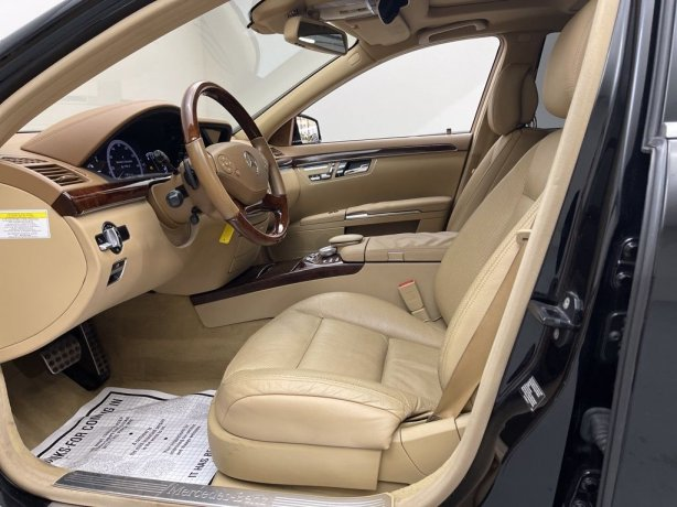used 2010 Mercedes-Benz S-Class for sale Houston TX
