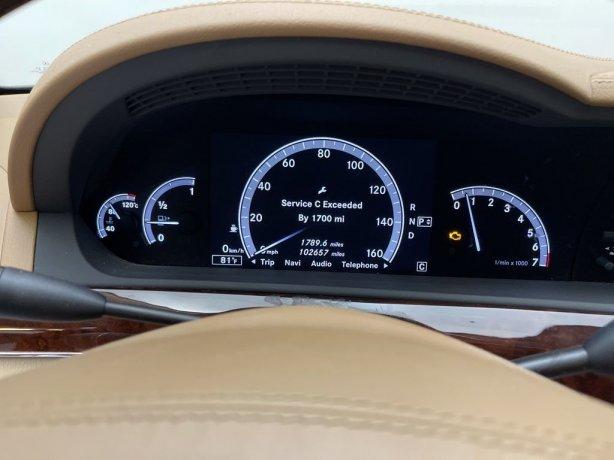 Mercedes-Benz S-Class near me