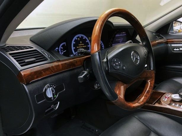 2011 Mercedes-Benz S-Class for sale Houston TX