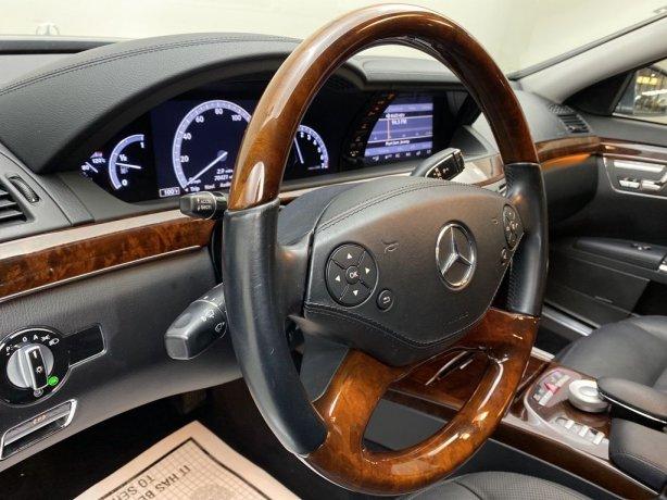 2010 Mercedes-Benz S-Class for sale Houston TX
