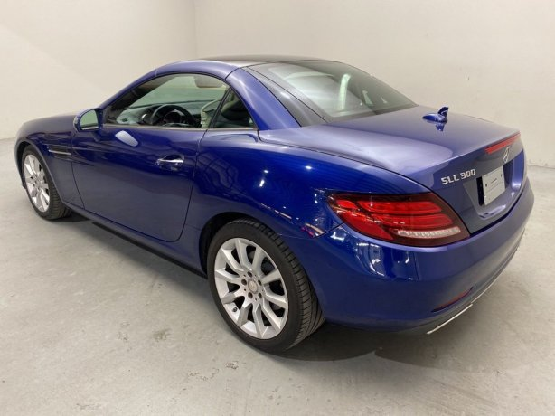 used Mercedes-Benz SLC for sale near me