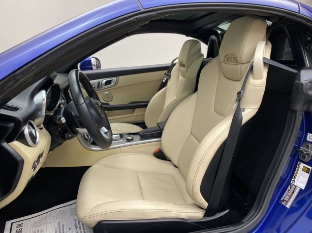 used 2017 Mercedes-Benz SLC for sale Houston TX