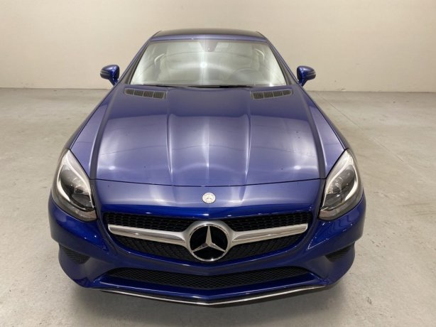 Used Mercedes-Benz SLC for sale in Houston TX.  We Finance!