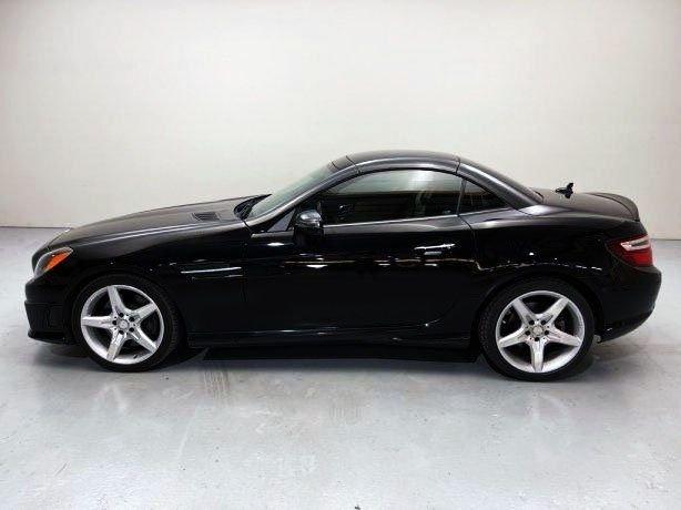 used 2012 Mercedes-Benz SLK for sale