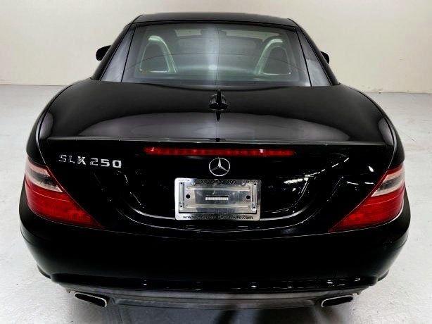 used 2012 Mercedes-Benz SLK