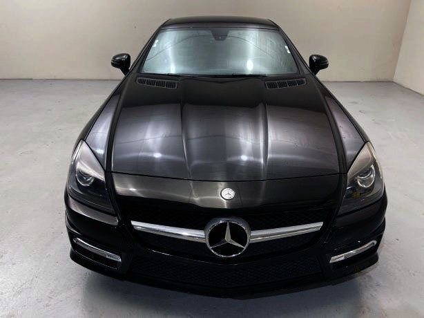 Used Mercedes-Benz SLK for sale in Houston TX.  We Finance!