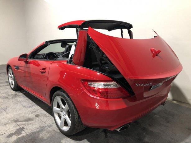 2012 Mercedes-Benz SLK for sale