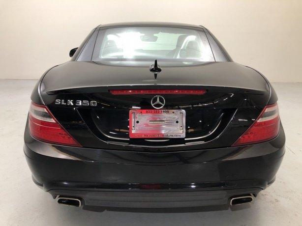 used Mercedes-Benz SLK for sale near me