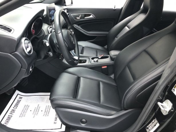 used 2018 Mercedes-Benz CLA for sale Houston TX