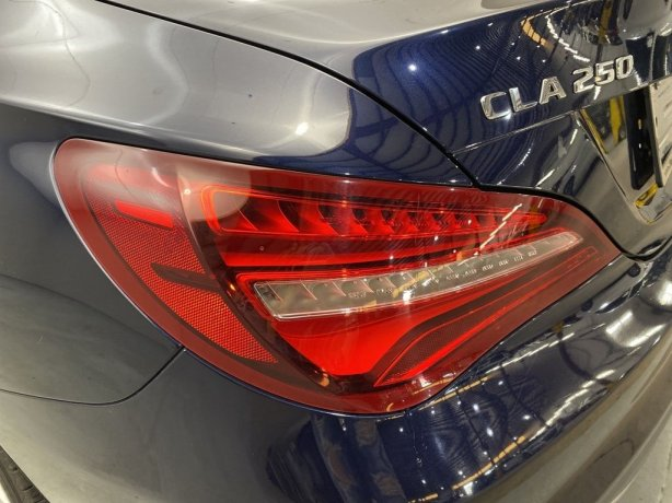 used 2018 Mercedes-Benz CLA for sale