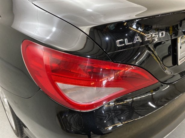 used 2016 Mercedes-Benz CLA for sale