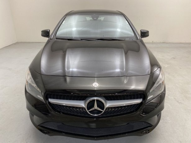 Used Mercedes-Benz CLA for sale in Houston TX.  We Finance!