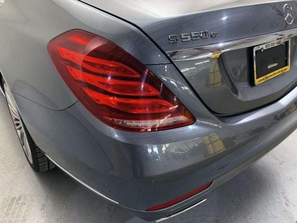 used 2017 Mercedes-Benz S-Class for sale