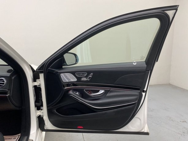 used 2016 Mercedes-Benz S-Class for sale near me