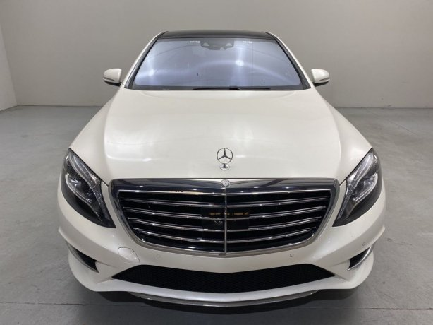 Used Mercedes-Benz S-Class for sale in Houston TX.  We Finance!