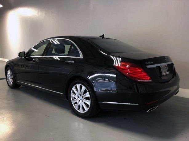 used 2014 Mercedes-Benz S-Class for sale