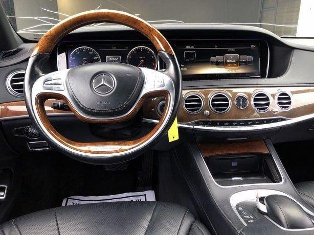 2014 Mercedes-Benz S-Class for sale Houston TX