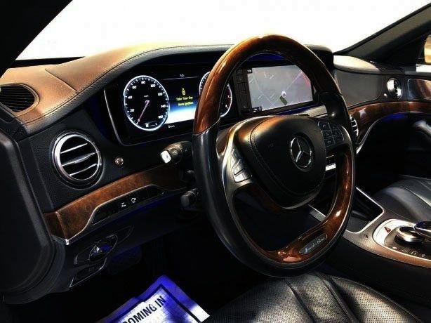 2016 Mercedes-Benz S-Class for sale Houston TX