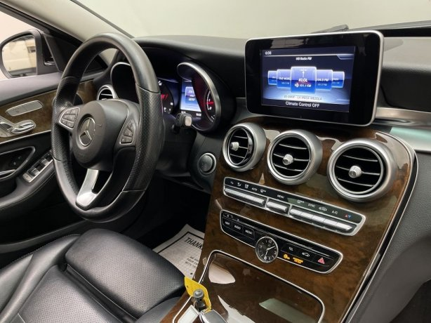 cheap used 2016 Mercedes-Benz C-Class for sale