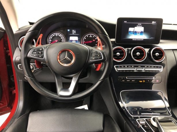used 2017 Mercedes-Benz C-Class for sale near me