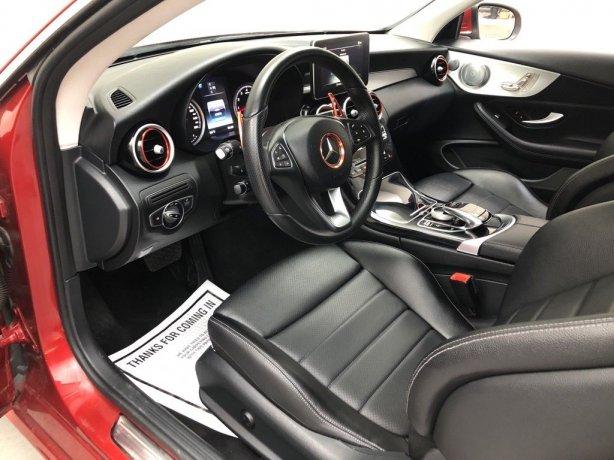 2017 Mercedes-Benz C-Class for sale Houston TX
