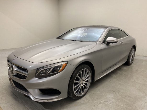 Used 2016 Mercedes-Benz S-Class for sale in Houston TX.  We Finance!