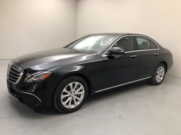Used 2017 Mercedes-Benz E-Class for sale in Houston TX.  We Finance!