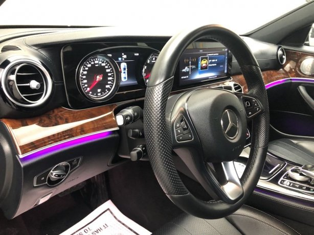 used 2017 Mercedes-Benz E-Class for sale Houston TX