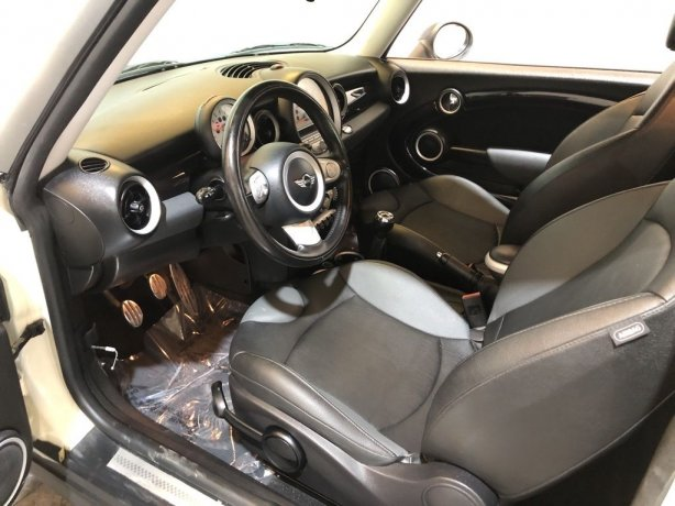 used 2010 MINI Cooper S for sale Houston TX