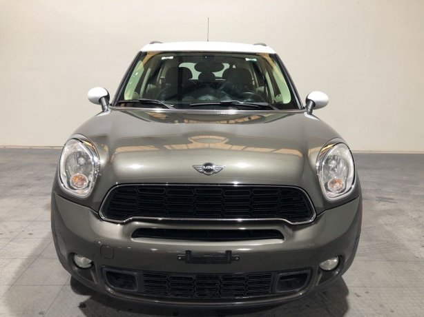 Used MINI Cooper S Countryman for sale in Houston TX.  We Finance!