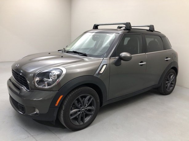 Used 2014 MINI Cooper S Countryman for sale in Houston TX.  We Finance!